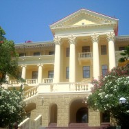 Главный фасад, после реставрации