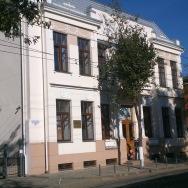 Дом жилой Березовского 1908 - 1912 гг.